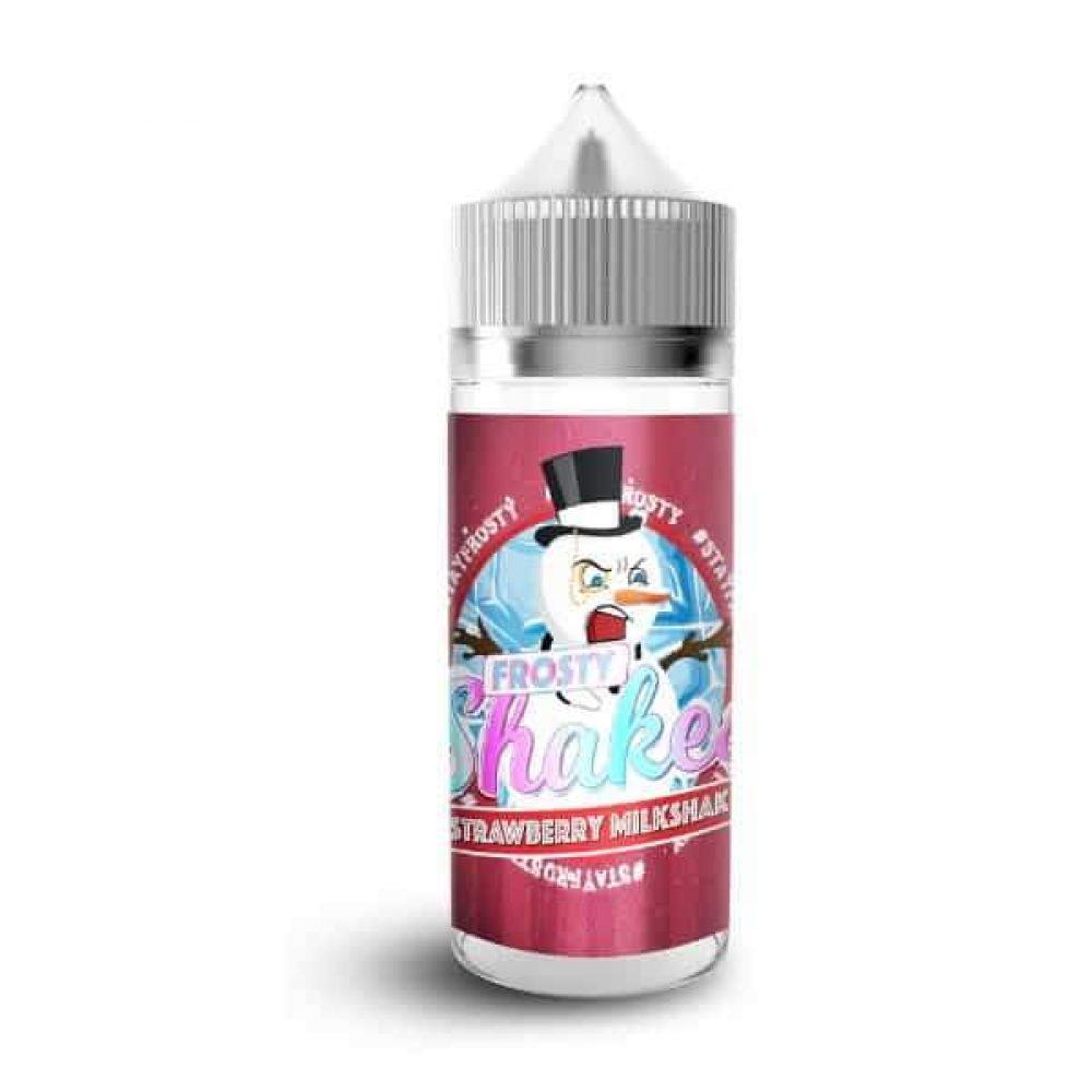 strawberry milkshake by dr frost frosty shakes vapeshops vapeshop vape vapes vejp vejps ecigg city stockholm sverige ejuice juice vätska eliquid liquid jordgubba