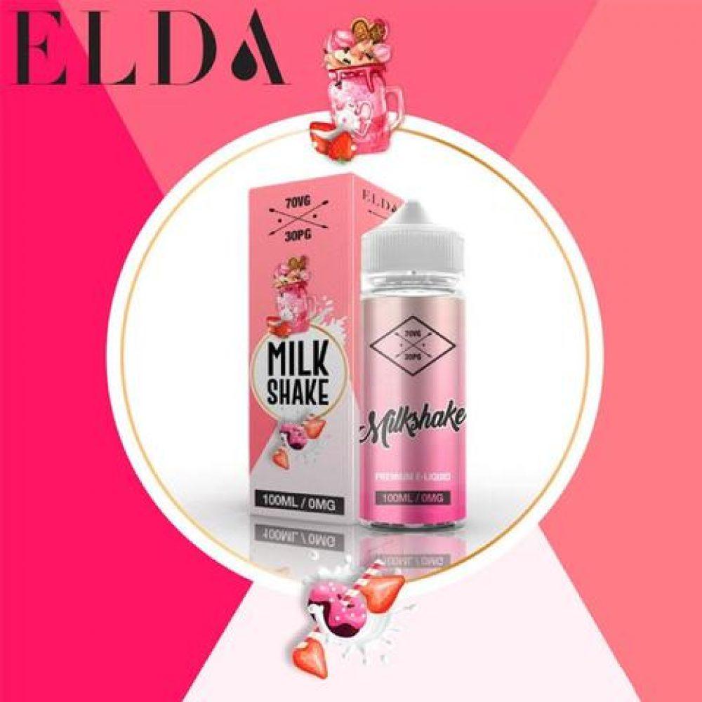 Elda Milkshake EJuice