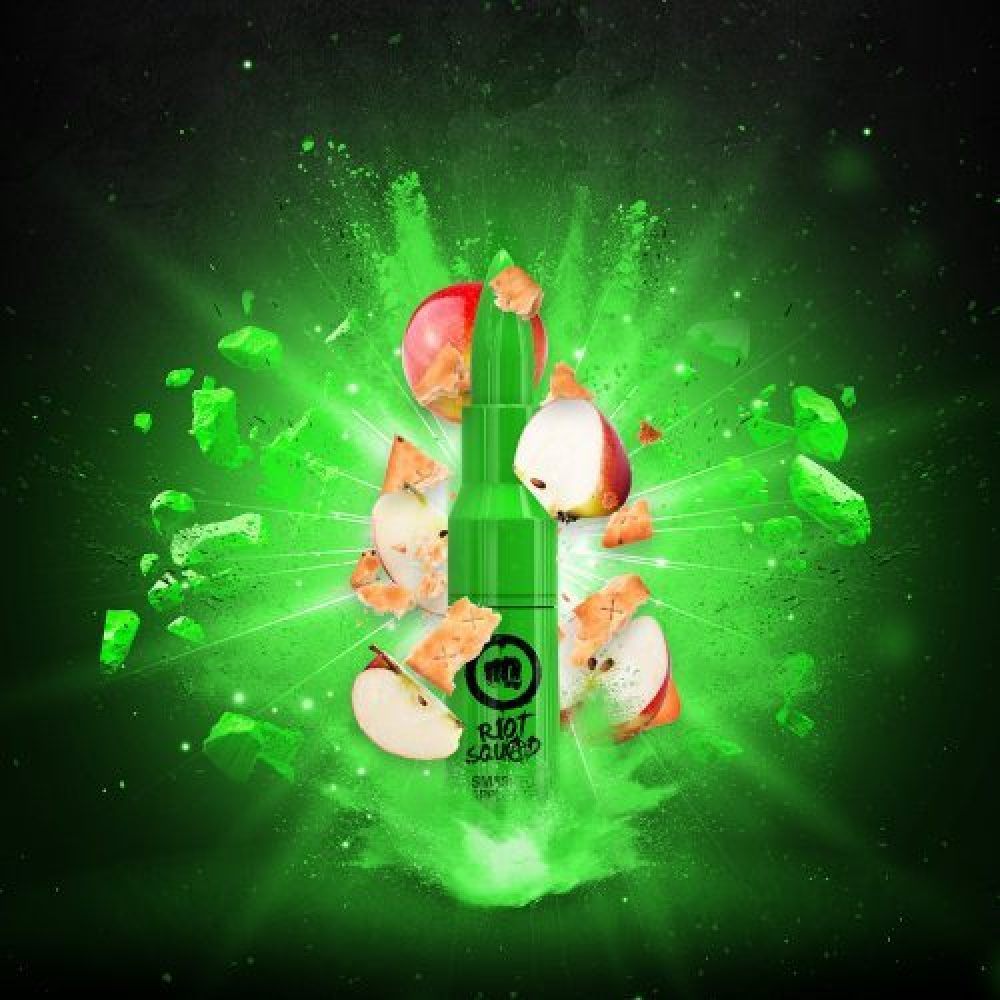Smashed Apple Pie Riot Squad Ejuice