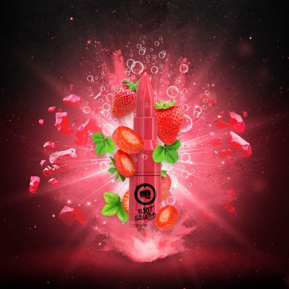 Strawberry Scream Riot Squad Ejuice