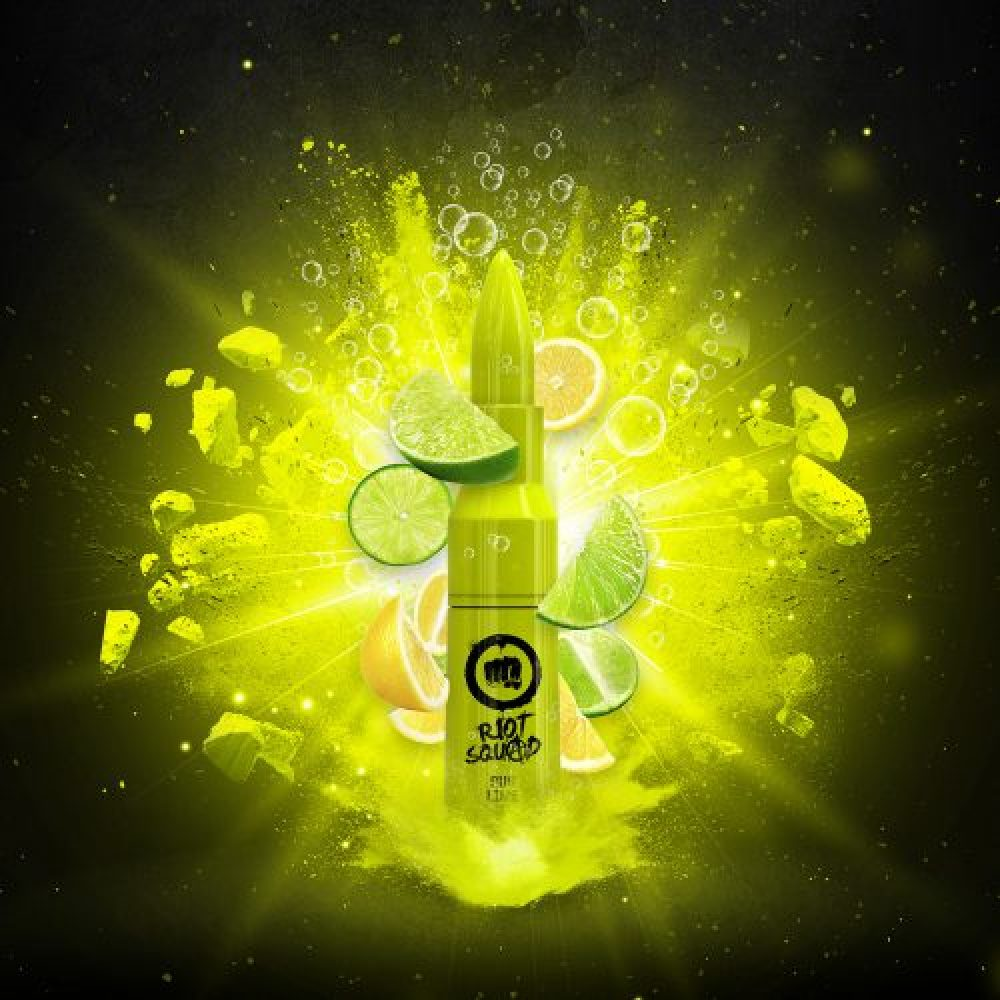 Sub-Lime Riot Squad EjuiceSub-Lime Riot Squad Ejuice