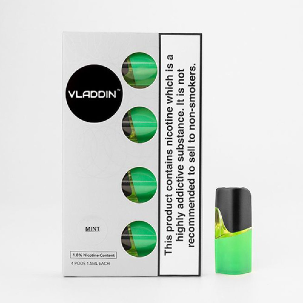 Vladdin Mint Tobacco Pods