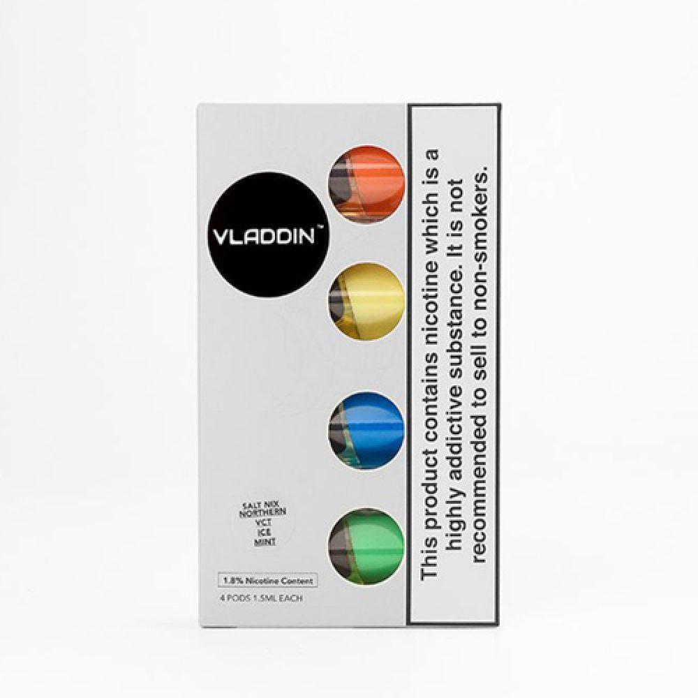 Vladdin Tobacco Mix Pods