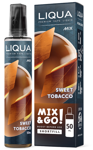 Sweet Tobacco Mix & Go Liqua