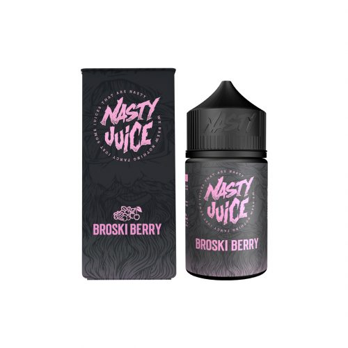 Nasty Juice Broski Berry Ejuice