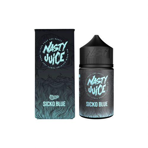 Sicko Blue Nasty Juice Ejuice