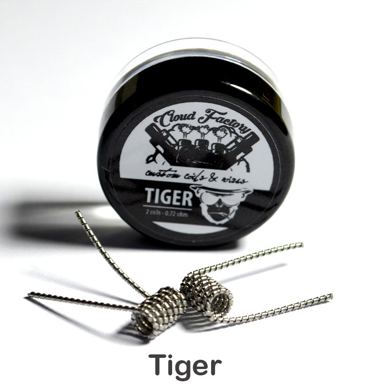 Cloud Factory Coils Tiger