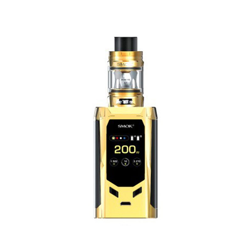 SMOK R-Kiss Kit - Gold Black