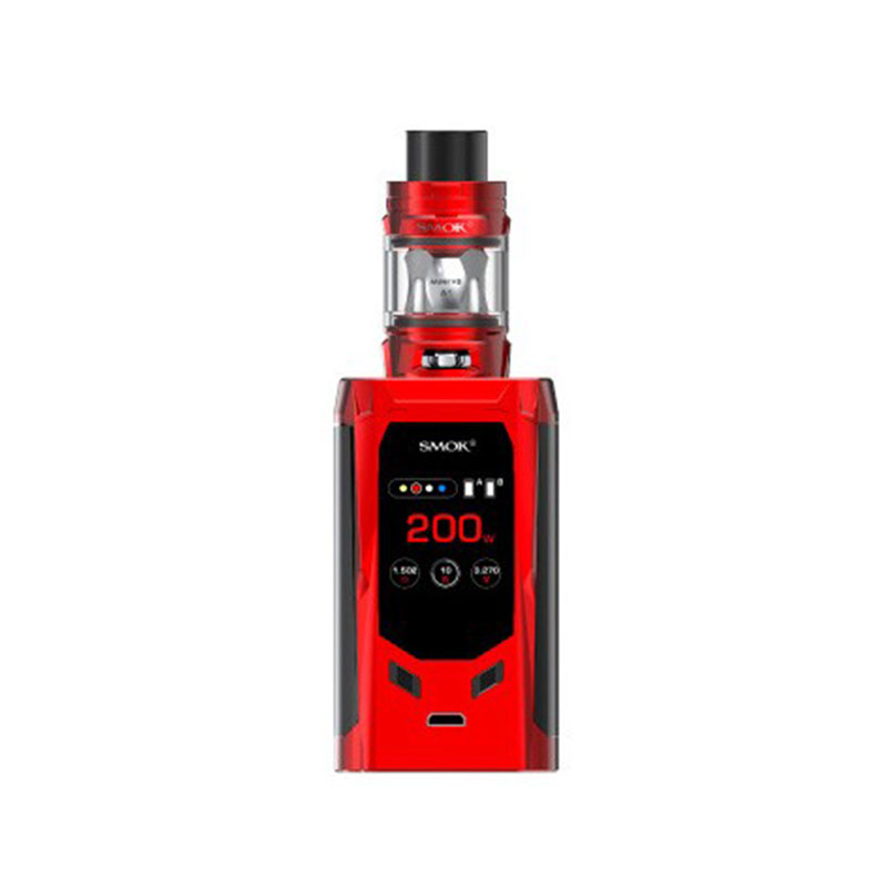 SMOK R-Kiss Kit - Red Black